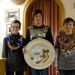 Die neuen Jungschützenkönige 2012